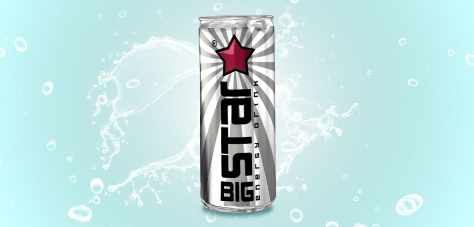 BIG STAR ENERGY DRINK